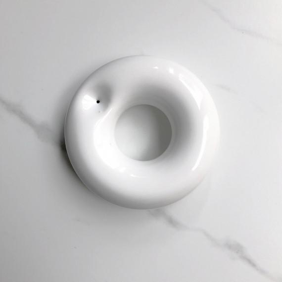 Anillo pipe Maye Lopez Ceramista - 1