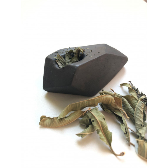 Faceted smoking pipe Persze Ceramics - 6