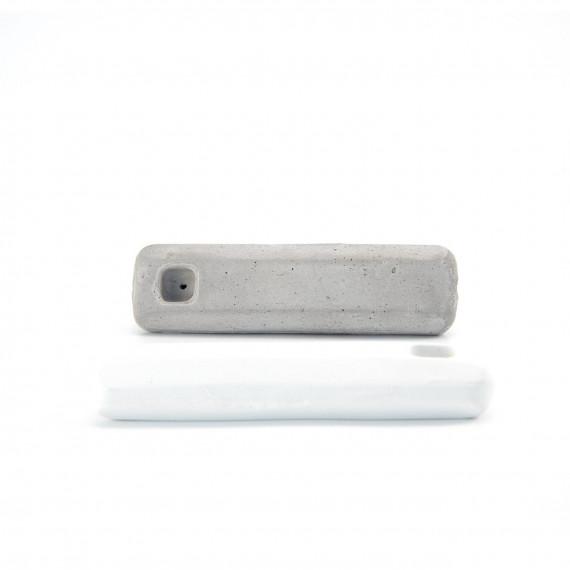 Pipe Opus en ciment - Gris Opus  - 6
