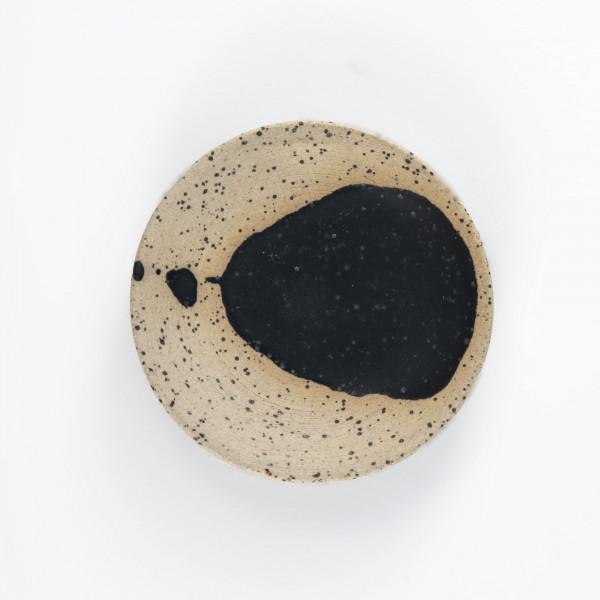 Black splash smudge dish Wild Harvest Botanicals - 2