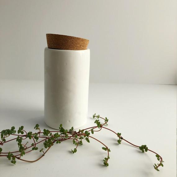 MAYE stash jar Maye Lopez Ceramista - 2