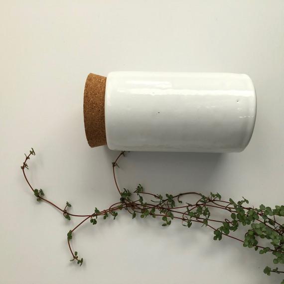 MAYE stash jar Maye Lopez Ceramista - 3