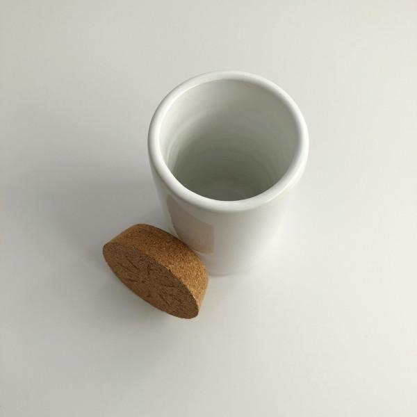 MAYE stash jar Maye Lopez Ceramista - 6