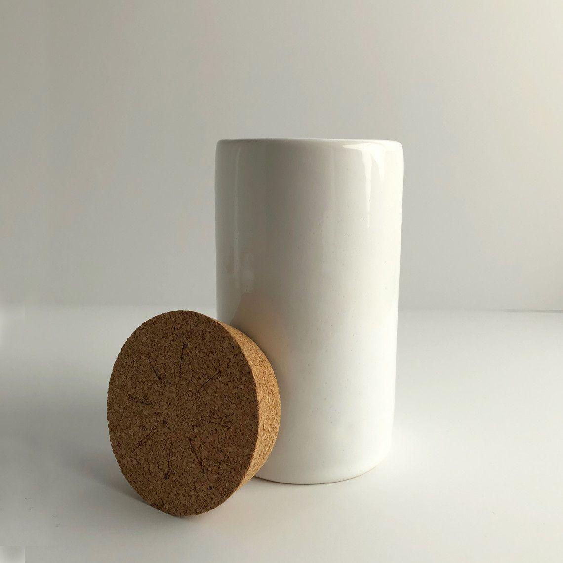 MAYE stash jar Maye Lopez Ceramista - 7