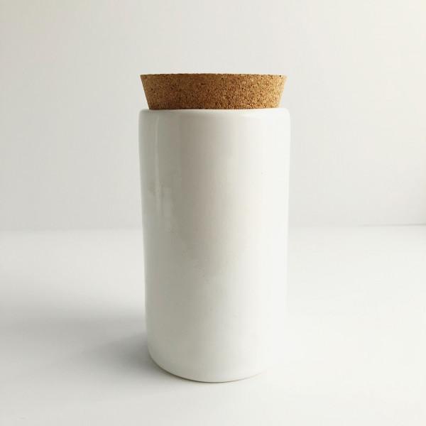 MAYE stash jar Maye Lopez Ceramista - 1